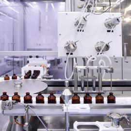 Pharmaceutical Manafucturing Automation
